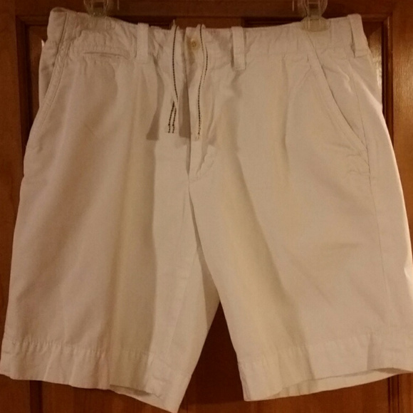 Polo by Ralph Lauren Other - POLO BY RALPH LAUREN - WHITE SHORTS w/Draw String